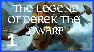 Mount and Blade - Perisno ep1 - The Legend Of Derek The Dwarf