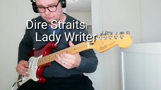 Dire Straits Lady Writer (Mark Knopfler Cover)