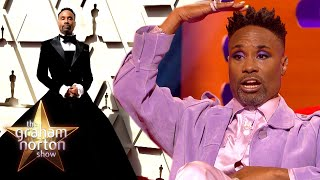 Billie Porter On His ICONIC Oscar Outfit   The Graham Norton Show