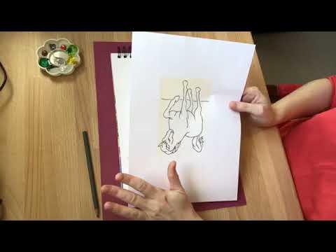 ART COURSE FREE ONLINE Task 1: Observation - YouTube