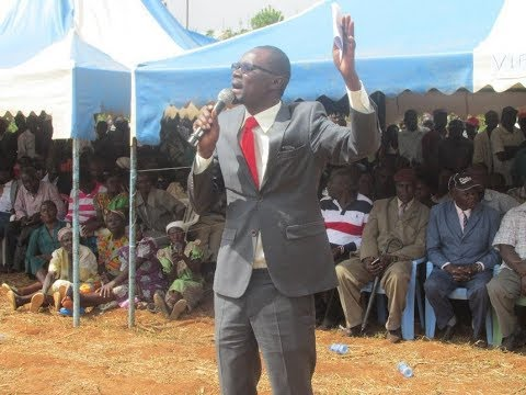 Hon Didmus Barasa explains how and why fellow MP attempted to bribe him