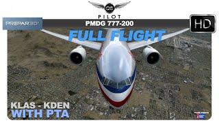 p3d v4 pmdg 777 - मुफ्त ऑनलाइन वीडियो