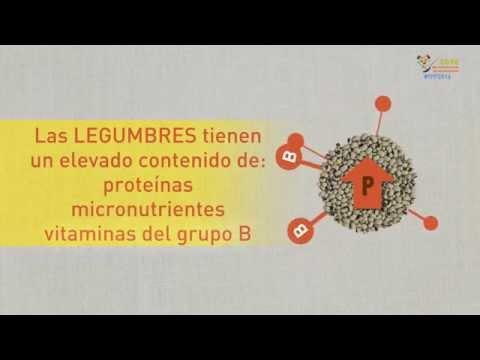 Fotograma del vídeo: Las legumbres y su importancia para la seguridad alimentaria