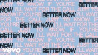 Musik-Video-Miniaturansicht zu Better Now Songtext von Oh Wonder