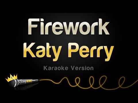 Katy Perry - Firework (Karaoke Version)