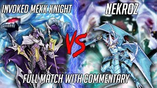 YGOPRO) Showcasing Mekk-Knight Invoked FT (BLS Soldier of