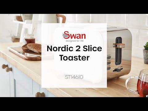 Swan Nordic 2 Slice Toaster