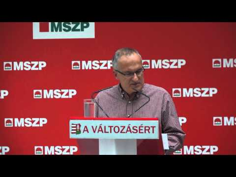 Az év végéig önkormányzati program készül az MSZP-ben