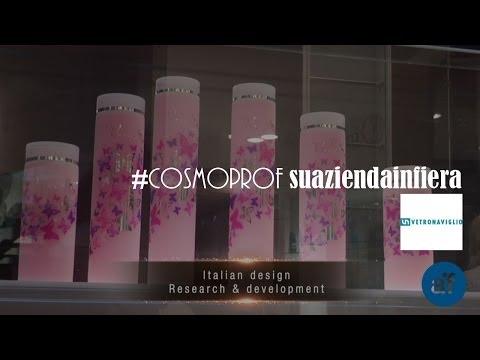 Packaging di design per industria cosmetica
