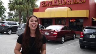 EL PALACIO BUFFET/ Comida Latina En #kissimmee #florida #usa