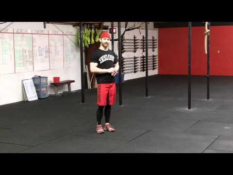 CrossFit Broad Jump - Northstate CrossFit