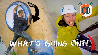 You Won't BELIEVE These 3 Climbing Wall Features | Climbing Daily Ep.1718 by EpicTV Climbing Daily