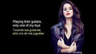 Lana del rey - Music to watch boys to (Sub. Español + Lyrics)