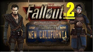Fallout New California Mod New Vegas - I have Got a Feeling - Gameplay Part 2
