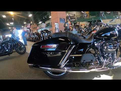 2021 Harley-Davidson Road King FLHR