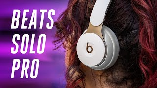 Beats Solo Pro review: on-ear noise cancellation, finally thumbnail
