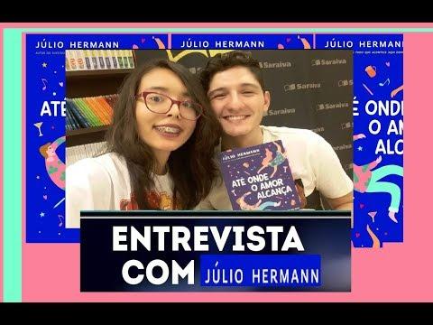 Entrevista com o escritor Júlio Hermman | Kemiroxtv