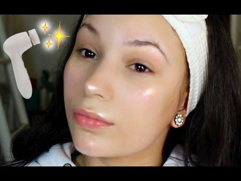 Cosmetic facial coconut oil bili