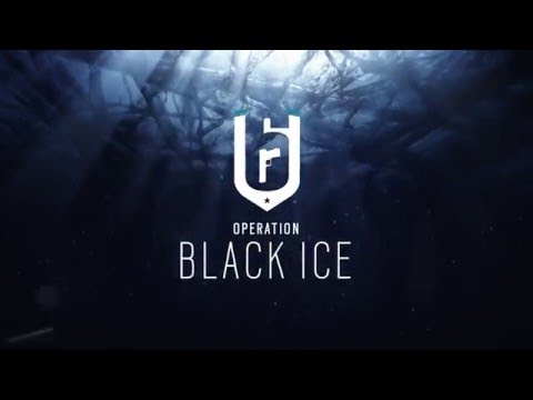 Tom Clancy's RAINBOW SIX: Siege - (DLC) Operation Black Ice Trailer HD