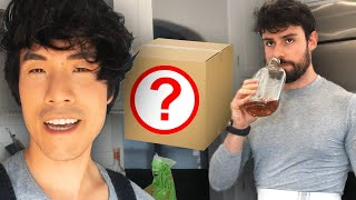The Try Partners Mystery Box Cooking Challenge