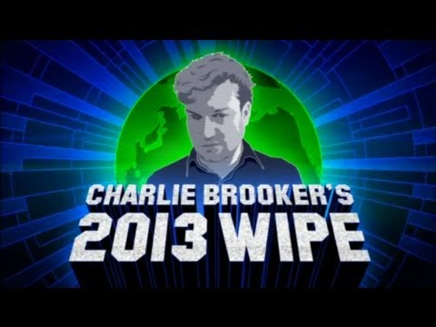 Charlie Brooker's 2013 Wipe