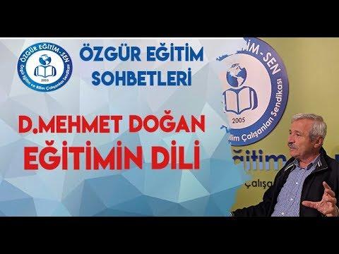 Özgür Eğitim Sohbetleri D.Mehmet Doğan