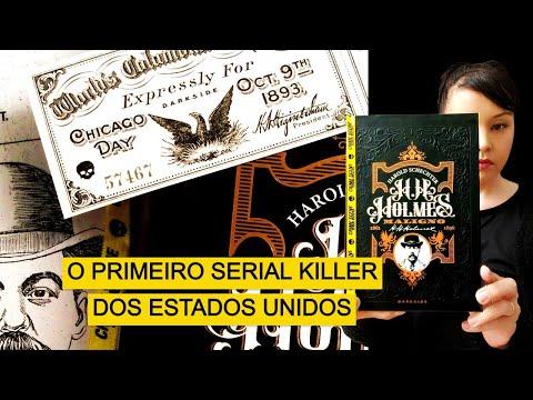 HH HOLMES | O primeiro serial killer dos Estados Unidos