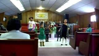 Refuge Tabernacle Youth Sunday - No Looking Back (Damita Haddon) Syracuse, NY