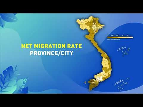 Migration and Urbanization in Vietnam: In-depth Analysis from the 2019 Census