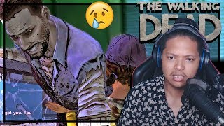 INI SEDIH BOY! The Walking Dead #13 Season 1 END Video thumbnail