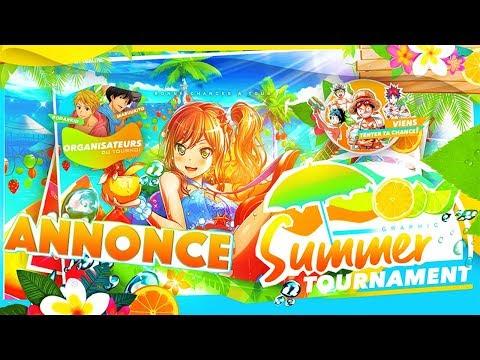 SUMMER TOURNAMENT | Annonce du Plus Gros Tournoi GFX!