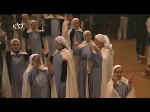 Vêpres et Eucharistie du 4 juin 2016