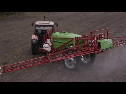 Agrofart Feldspritze angehängt  700l AF0715 Opryskiwacz zawieszany