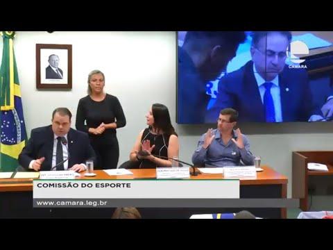 Esporte - Melhorias, apoio e benefício aos atletas surdos - 04/12/19 - 14:36