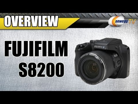 FUJIFILM FinePix S8200 Digital Camera Overview - Newegg TV