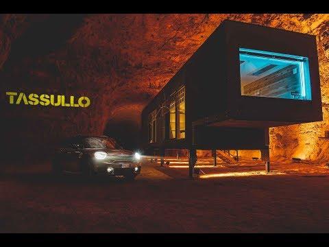 OLEV illumina la partnership BMW - Biosphera: la luce per il benessere nelle miniere Tassullo