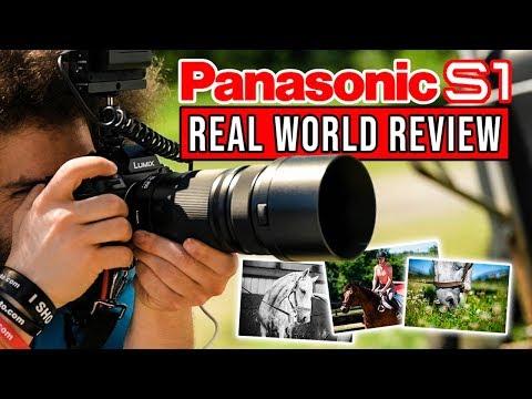 External Review Video KUXCSzsLN40 for Panasonic Lumix DC-S1 Full-Frame Camera