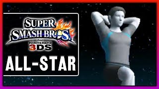 Super Smash Bros. for Nintendo 3DS - All-Star   Wii Fit Trainer   Kholo.pk