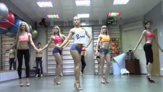 """Эксклюзивное видео: Мастер класс по индивидуальной презентации """"Фитнес Бикини""""!"""