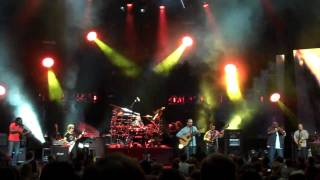 Dave Matthews Band - Shake Me Like a Monkey 06.12.09 [HD]