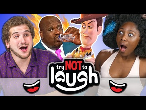 Try To Watch This Without Laughing Or Grinning #114 (React)