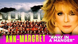 "Ann-Margret - Crystal Cathedral performance ""AWAY IN THE MANGER"""