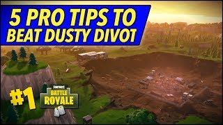 BEST Guide to Dusty Divot (Fortnite Battle Royale Pro Tips)