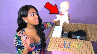 9 Scary eBay Mystery Box Openings By YouTubers