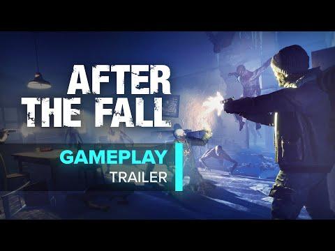 Gameplay Teaser de After The Fall