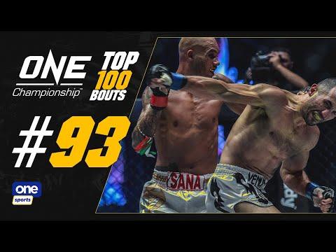 [Sport5]  One Championship Top 100 Fights: Petrosyan vs Sana