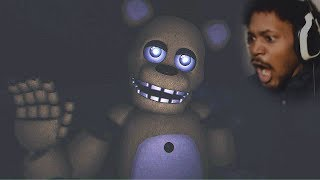 WOULD YOU WORK HERE? gonna guess no.. | Fredbear And Friends: Reboot (Chapter 1)
