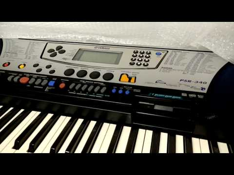 Yamaha psr-340, best 10 keyboard in stock for sale by cryptocurrency