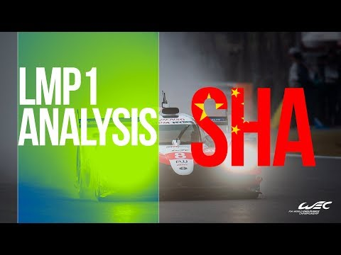 2018 6 Hours of Shanghai - LM P1 the points