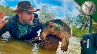 How to Catch a Mud Dragon in Virtual Reality!